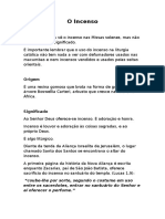 O Incenso.docx