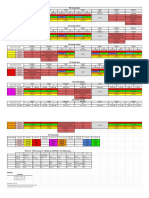 16 17 schedule