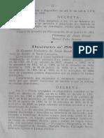 Decreto 58 de 1931