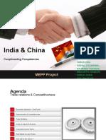 India China MEPP