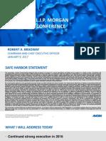 Amgen JP Morgan Presentation