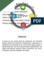 presentacion de INTRANET