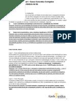 Direito Constitucional I-Casos Concretos Corrigidos