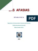 Las Afasias - Alfredo Ardila