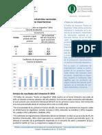 UNQEconomia InformeCompleto MideAr Nov 2016