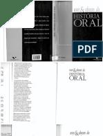 FERREIRA, Marieta de Moraes; AMADO, Janaína. Usos e Abusos Da História Oral