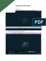 Download File RKAKL Dan Ubah File Excel