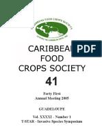 CFCS 2005 Vol. 41  No. 1