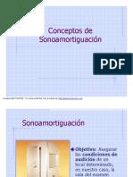 Microsoft PowerPoint - Sonoamortiguación