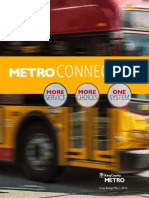 King County - Metro Connects Plan