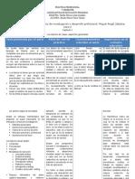 Diarios de Clase CAPITULO 1 Y 4