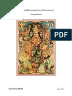 Purusha Suktam Meaning