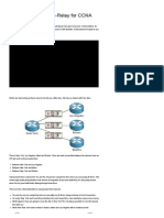 Introduction to Frame-Relay for CCNA Students