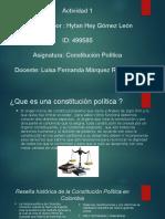Actividad 1 Constitucion Pólitica
