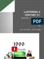 Lawyering @ Century 21