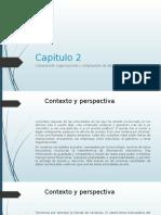 Capítulo 2 Comprensión Organizacional y Comprensión de Datos