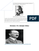 Source Based Analyses _ Nazism & Fascism