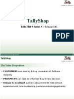 Tally Shop