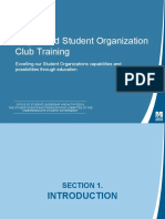 2013 Online Club Training