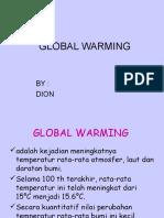 13@Global Warming