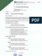 Cronograma Contrata Docente 2017