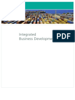 Integrated Business Development
