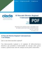 Sesión 10. El Mercado Eléctrico Regional Centroamericano y Caso Europa