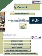 QualityControl (September 2014)