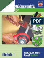 Manual Tecnico Practico de Instalaciones Sanitarias Modulo 1