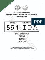SBMPTN 2011 ipa-591