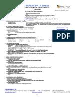 Potassium Chloride Kcl Msds