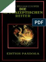 Cooper, Milton William - Die Apokalyptischen Reiter (1996, 529 S., Text)