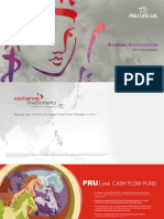 Pru Life UK 2014 Annual Report