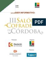 Dossier Informativo III Salon Cofrade 2010