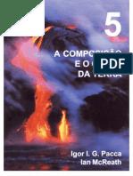 Decifrando a terra - cap 5 - a composição e o calor da terra