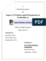 GP-IMPACT OF WORKING CAPITAL MANAGEMENT ON PROFITABILITY     OF GOKUL(GRSL).pdf