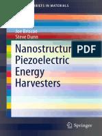 Nanostructured Piezoelectric Energy Harvesters [MyebookShelf]