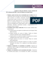 Documento de 'Por un Podemos en movimiento'