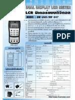 Acims_MeasurementsA08DIGICONDualDisplayLCRMeterLCRมิเตอร์แบบดิจิตอลModelDM-846ModelDM-847 (1).pdf
