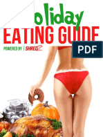 Shredz Holiday Eating Guide