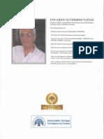 Bibliografia Eduardo Gutierrez Tapias