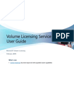 VLSC User Guide English