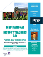 Inspirational Teachers Day