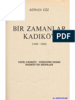 Bir Zamanlar Kadikoy (1900 1950) Adnan Giz (2)