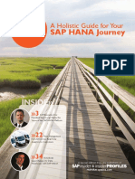 360 Degrees a Holistic Guide for Your SAP HANA Journey 1 125020