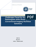 Challenges Faced by Australian Radiologists