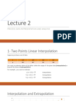 Lecture 2_Process Data Representation and Analysis