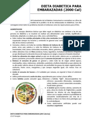 Dieta 2000 calorias endocrino pdf