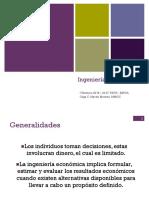 Capítulo 1 - Ingeniería Económica II, ITerm2016