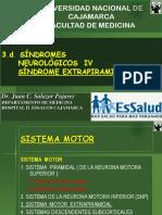 3- Síndromes Extrapiramidal